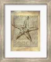 Shore Life I Fine-Art Print
