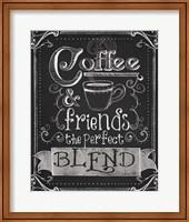 Coffee & Friends Fine-Art Print