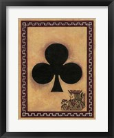 Jack Of Clubs Fine-Art Print