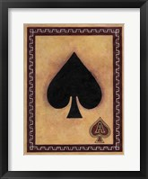 Ace Of Spades Fine-Art Print
