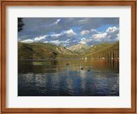 Vista Of Grand Lake, Colorado Fine-Art Print