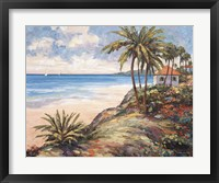 Seaside Vista Fine-Art Print
