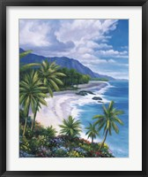 Tropical Paradise I Fine-Art Print