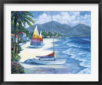 Tropical Breezes Fine-Art Print