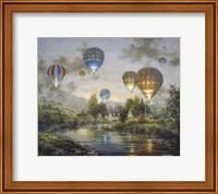 Balloon Glow Fine-Art Print