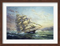 Clipper Ship Surprise Fine-Art Print