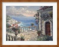 Mediterranean Elegance Fine-Art Print