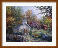 Worship In The Country Fine-Art Print