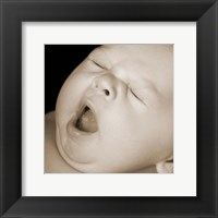 Baby Yawn Fine-Art Print