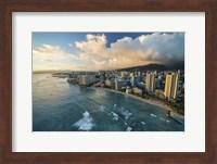 Waikiki Hotels Fine-Art Print
