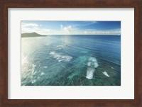 Waikiki Surf Sunrise Fine-Art Print