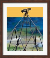 Windmill Abstract Fine-Art Print