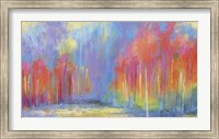 Woods Splash Fine-Art Print