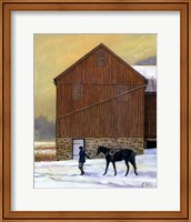 Morning Lesson Fine-Art Print