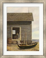 Waterman Shop Fine-Art Print