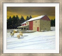 New Harmony Farm Fine-Art Print