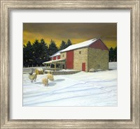 New Harmony Farm Fine-Art Print