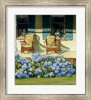 Vintage Wicker Fine-Art Print