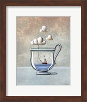 The Steam Boat Fine-Art Print