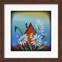 The Bashful House II Fine-Art Print