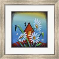 The Bashful House II Fine-Art Print