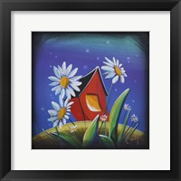 The Bashful House III Fine-Art Print