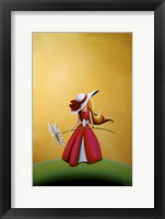 The Flower Girl Fine-Art Print