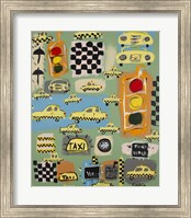 Taxi Fine-Art Print