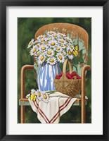 Picking Daisies Fine-Art Print