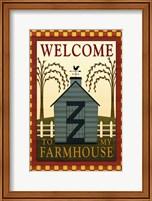 Welcome to my Farmhouse Fine-Art Print