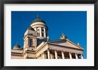 Helsinki, Finland Tuomiokirkko Cathedral Fine-Art Print