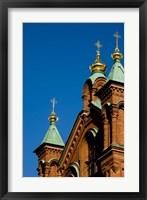 Uspenski Cathedrali, Finland Fine-Art Print