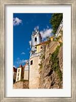 Durnstein Monastery, Austria Fine-Art Print