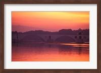 Pont St Benezet, Avignon, France Fine-Art Print