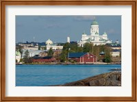 Harbor View, Finland Fine-Art Print