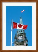 Parliament Hill buildings Fine-Art Print