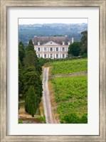 Chateau de la Coulee de Serrant, Loire Valley Fine-Art Print