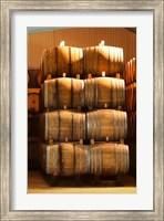 Oak Barrels, Maison Giraud-Hemart Fine-Art Print