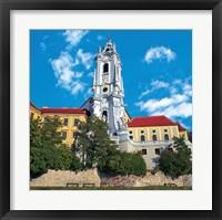 Durnstein Monastery, Durnstein, Austria Fine-Art Print