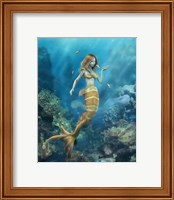 Clown Fish Kiss Fine-Art Print