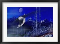 Misty Moonlight Fine-Art Print