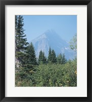 Misty Blue Mountains Fine-Art Print