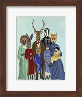 Woodland Family Fine-Art Print
