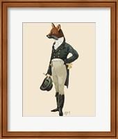 Dandy Fox Full Fine-Art Print