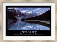 Integrity Fine-Art Print