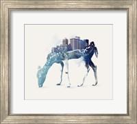 City Deer Fine-Art Print