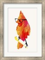 Punk Birdy Fine-Art Print