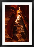 Shaft of Light, Upper Antelope Canyon 2 Fine-Art Print