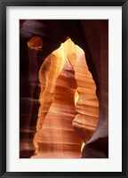 Colorful Sandstone in Antelope Canyon, near Page, Arizona Fine-Art Print