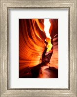 Antelope Canyon Silhouettes in Page, Arizona Fine-Art Print